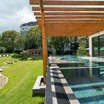 Aspria Outdoor Spa-Pool