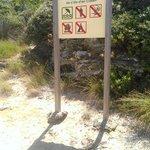 Illa d'en Colom - Zona protetta
