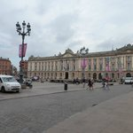 Meters away from Place Du Capitole