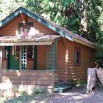 Rustic Sleeping Cabin