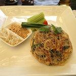 Блюдо из тайского меню- очень вкусно!