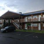 Parte del hotel de las habitaciones que no ocupamos y aparecen en la web del hotel
