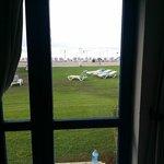 vue de la chambre 1038