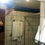 Aspecto do banheiro