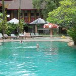 lagoon and kiddie pool