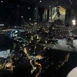 Vue Magique de Monaco la nuit de notre table