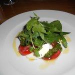 Caprese Salad starter