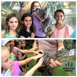 Birthday Antics at Cairns Tropical Zoo