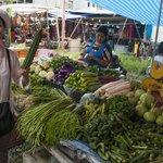 The market tour