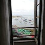 Kastell An Daol : vue de la chambre 5