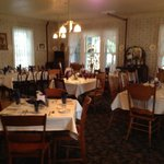 Main (formal) dining room