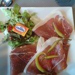 Assiette de Jambon de Bayonne