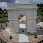 Francia - Parigi - arco di trionfo