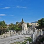 Ancient Agora and Roman Forum