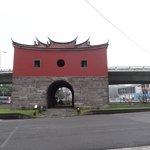 旧台北府城・北の城門「承恩門」