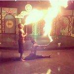 Fire show������