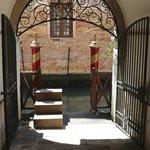 Water Door from Lobby