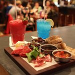 How about a cocktail and some Nibbles from our platter menu?