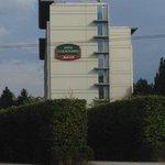 Situé près du centre et du Danube, cet hôtel est parfait !