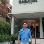 Photo de FabHotel Cabana GK1