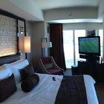 Mandaring Oriental Suite Bedroom