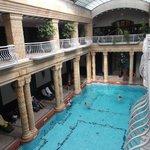 Gellert Spa Budapest