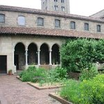 The Cloisters - The Garden