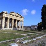 Paestum, templi
