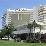 Palace Resort entrance