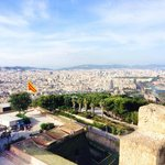 Great views of the city of Barcelona!