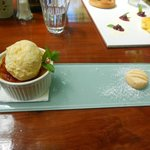 Creme Brulee at Marsden Estate Winery