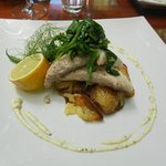 Special fish of the day at Marsden Estate Winery