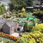 Godshill miniature village