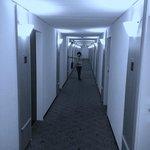 Ibis Hotel Hallway