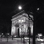 Arco à noite