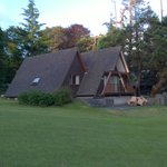 spacious lodge