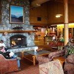 McKinley Lodge foyer