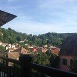 Balcony View of Surrounding Hills