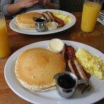 Pinecrast colazione