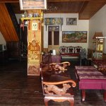Villa Phathana : salle commune