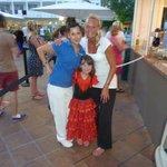 best bar maid in Alcudia  beautiful lady