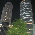 Nagoya Marriott by night