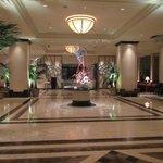 Nagoya Marriott lobby