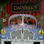 Our family picture at Darwells.