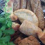 artisan breads.................
