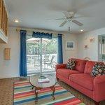 Galien Room Living Area