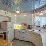 Galien Room Kitchen