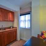 Elite One Bedroom Suite- Kitchenette