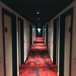 Corridor - cool atmosphere