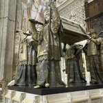 Christopher Columbus' sarcophagus